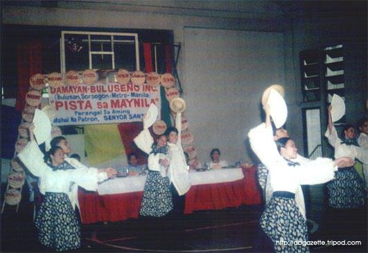 The Pasigyaw dancers of the Pamantasan ng Lungsod ng Pasig